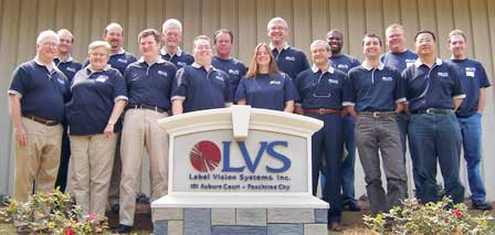 LVS(Label Vision Systems Inc)